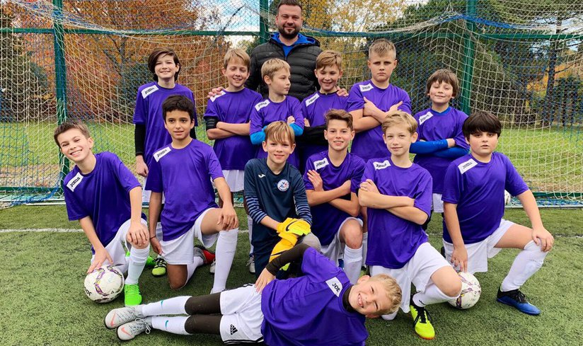 Футбольный клуб москва занятия с детьми работа директора в клубе москвы
